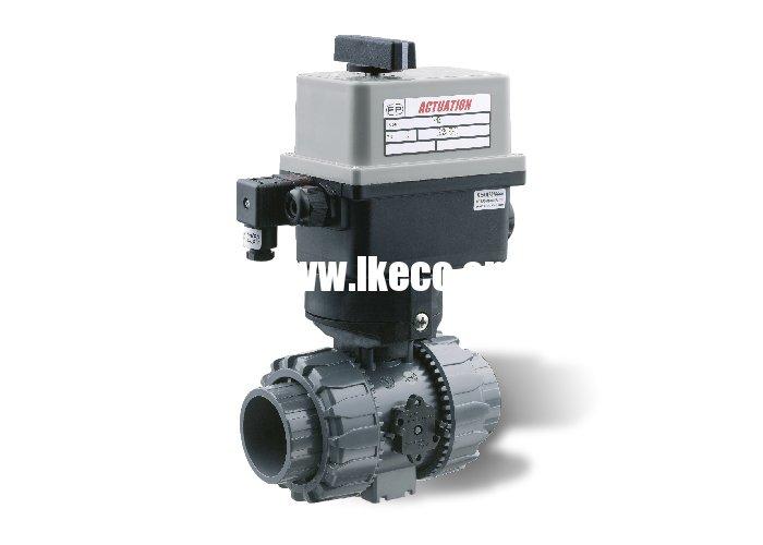 进口FIP(格林韦德)VKD-CE/CP电气动球阀