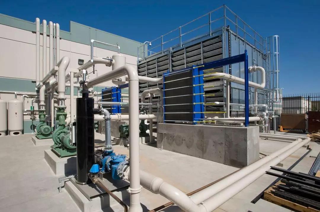 冷却水处理系统运行和设计