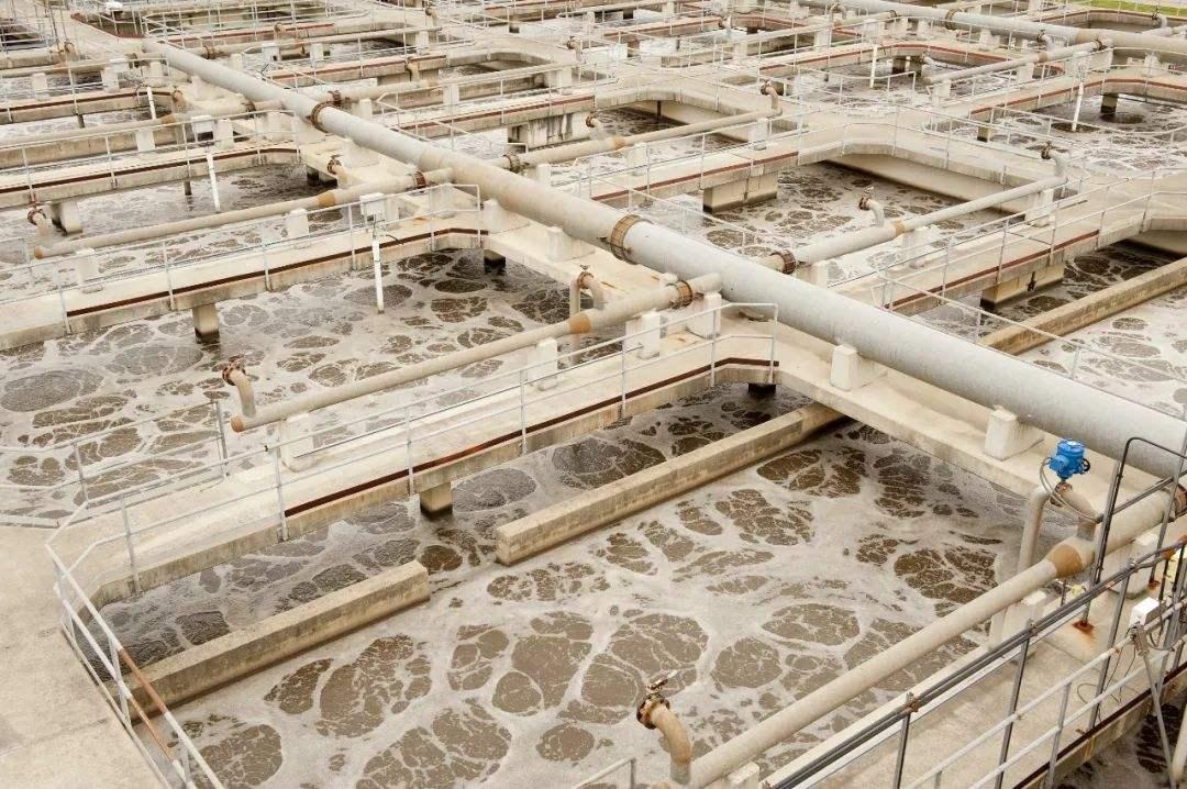 污水处理工艺原理动态图合集(一)