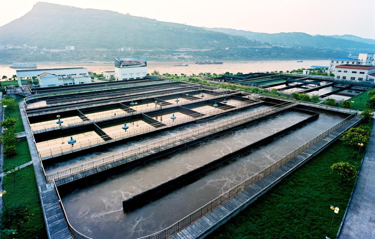 污水处理工艺原理动态图合集(二)